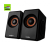 Deal-5050 Frontech Multimedia Speakers 2.0 Model JIL3400