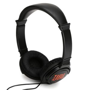 JBL Black Over Ear Headphones T250SI