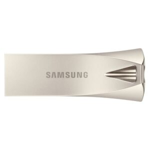 Samsung Bar Plus 256-300 MB/s USB 3.1 Flash Drive (Champagne)